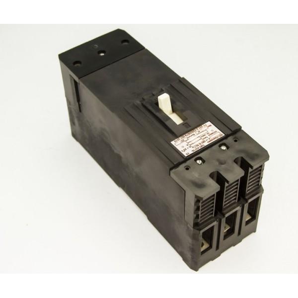 Автоматический выключатель А 3716 (20-50 А)