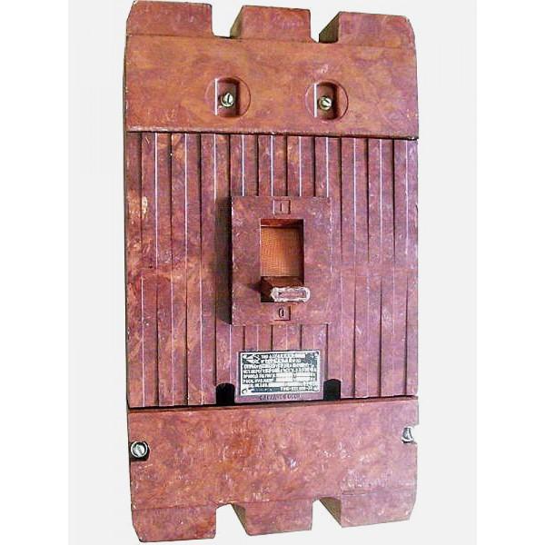 Автоматичний вимикач А 3736 (400-630 А)