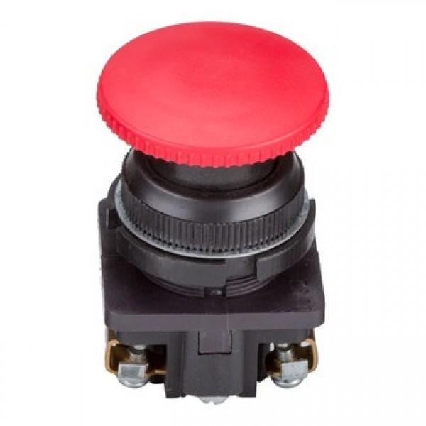 Кнопка КЕ 021 красная