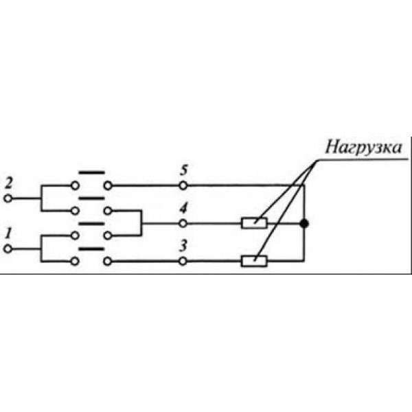 Переключатель ТПКП-25 (ППКП-25)