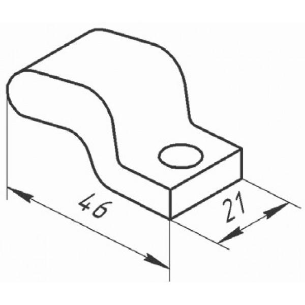 Контакт КТ (КТП) - 6030 (рухомий)