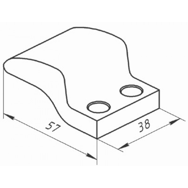 Контакт КТ (КТП) - 6050 (рухомий)
