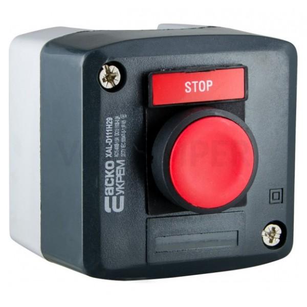 Пост кнопочный XAL-D111H29