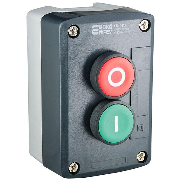 Пост кнопочный XAL-D213